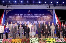 Laos: AIPA's 35th General Assembly opens