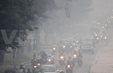 Indonesian National Assembly ratifies ASEAN haze pact