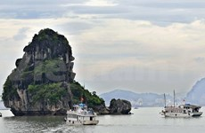 "Ha Long Bay among six ""Most Brilliant Places for Exploration"""