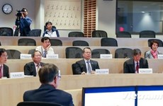 Deputy PM discusses economic strategy with Harvard scholars