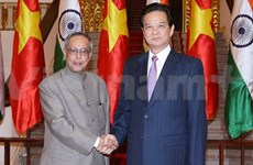 India-Vietnam partnership to expand rapidly: President Mukherjee
