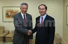 Vietnam, Singapore boost security cooperation