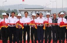 PM inaugurates Vietnam's longest-ever highway
