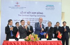 Southern power, Siemens ink 15 mln USD contract