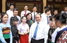 Deputy PM attends Vietnamese-Lao school's ceremony