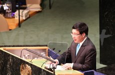 Vietnam calls for climate change deal by 2015