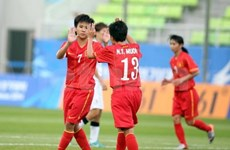 Vietnam crush Hong Kong 5-0, on to quarter-finals