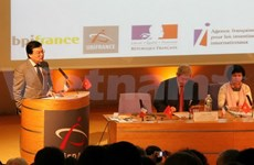Forum connects Vietnamese and French enterprises