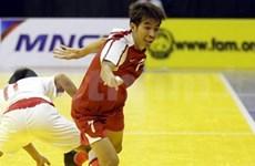 Vietnam beat Thailand 2-0 in futsal