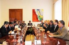 Vietnam, Czech justice ministries to restore direct links