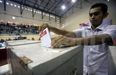 Indonesian parliament approves end to direct local elections
