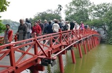 Hanoi welcomes nearly 1.5 million international tourists in nine months