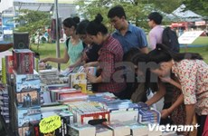 Hanoi hosts biggest book fair