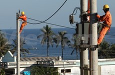 National grid boosts economic growth for island district