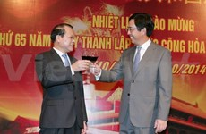 China's National Day marked in Hanoi
