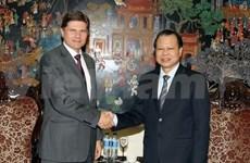Chairman of J.P Morgan in Asia visits Vietnam