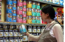 Government enforces price cap on milk products for young children