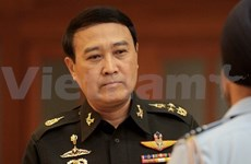 Thailand's new army chief vows no military coup