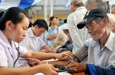 Campaign for older people's health reviewed