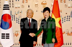Vietnam-RoK Joint Statement issued