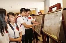 Hoang Sa, Truong Sa exhibition opens in HCM city