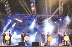 Hanoi drenched in Monsoon fest music