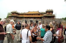Over 82,600 tourists visit Hue during Gold Tourism Month