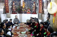 """Bac Ninh province restores old houses for """"Quan ho"""" gatherings"""