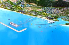 International seaport to go up in Phu Quoc waters