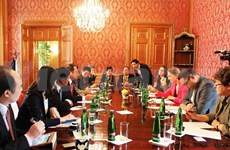 Vietnam, Czech Republic to boost media cooperation