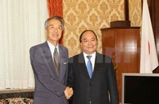 Vietnam prioritises Japan in foreign relations