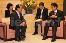 Japanese PM hails HCM City's help to investors