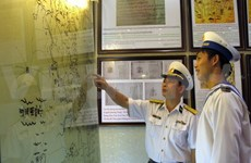 Exhibition raises awareness of sea and island sovereignty: Minister