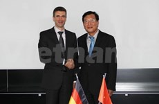 Minister visits Germany to reinforce educational ties