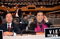 Vietnam calls on IPU to promote gender equality