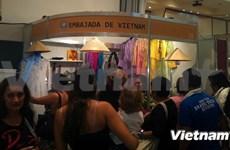Vietnam attends Craft Fair MERCOSUR 2014