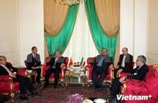 Vietnam, Iran step up bilateral links