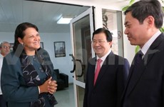 Vietnam, Cuba keen to further bilateral ties