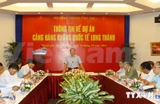 Construction of Long Thanh International Airport is urgent: transport ministry