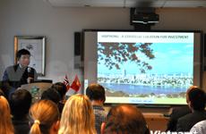 Norway workshop introduces Vietnamese business environment