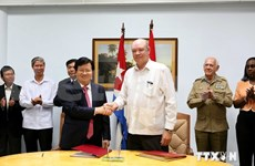 Vietnam, Cuba agree to forge trade links
