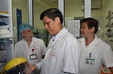 Vietnam to enhance Ebola prevention measures at medical units