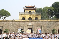 Discovery Wonders of World Heritage exhibit opens in Hanoi