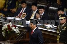 Joko Widodo sworn in as Indonesian President