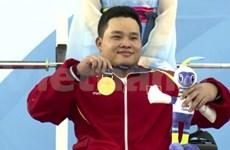 Vietnamese athlete breaks Asian record at Para Games