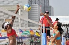 Vietnamese players to participate in Asian Beach Games