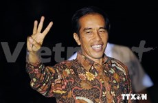 Indonesian President priorities national security reinforcement