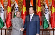 Prime Minister's India visit to improve strategic partnership