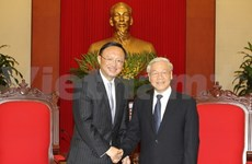 China expects more high-level exchanges with Vietnam