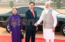 Vietnamese Government leader wraps up India visit